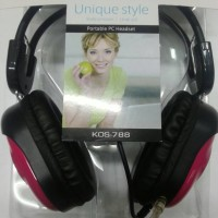 Headset PC KEENION KOS-788 - Listening For Relaxation
