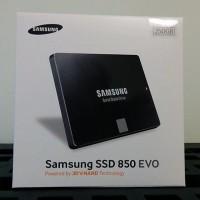 "SAMSUNG SSD 250GB EVO 850 2.5"" (Garansi 5 Tahun)"