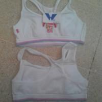 harga miniset M-XL/ bra remaja/ BH ABG/ sport bra golden nick Tokopedia.com