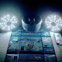 harga Imac Lampu Emergency 32 Led + Lampu Tidur + Remote Kontrol Tokopedia.com