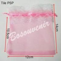 Sarung Tile PSP, (Saripul souvenir)
