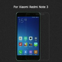 Jual Xiaomi Redmi Note 3 Tempered Glass / Anti Gores Kaca / Screen guard Murah
