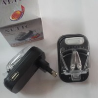 Charger Desktop Hp Universal + Usb