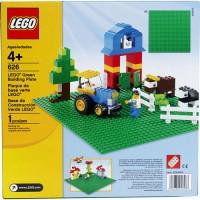 LEGO - 626 Green Building Base Baseplate Plate 32x32 stud (25x25 cm)