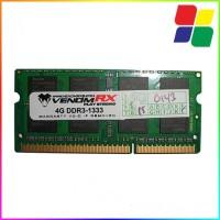 SODIMM VenomRX 4GB DDR3 1333 PC3L-10600 Memory RAM Laptop Notebook