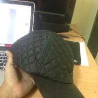 Topi Hitam Zara Original