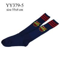 Kaos Kaki Panjang Klub Bola Barcelona YY379-5