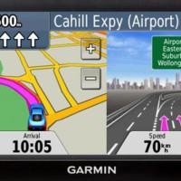 Garmin GPS Nuvi 52LM untuk Pemetaan&menghubungkan Titik Koordinat