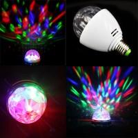 Bohlam Lampu LED Proyektor Dugem / Joget / Joged / Pesta / Disco