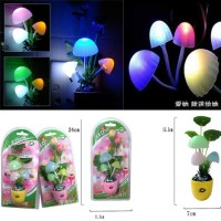 Jual Lampu Tidur Jamur Avatar / LAmpu Tidur Mushroom / Lampu Tidur Otomatis Murah