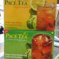 harga Pace Tea(lemon Dan Jasmine) Isi 30 Sachet Tokopedia.com