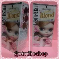 Freshlight Foam Lemon Blond