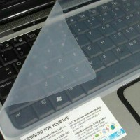 """Keyboard Protector 14inch 14"""" Laptop Notebook Murah Surabaya"""