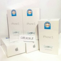 iPhone 5 Certified Pre Owned (Garansi Internasional)