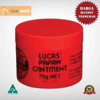 Jual READY STOCK - Lucas Papaw Ointment 75g Murah