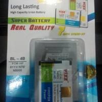 Baterai Nokia Bl-4b Bl4b / 6111 / N76 / N5000