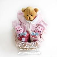 Parsel Bayi & Kado Bayi (Baby Gift Parcel / Hampers)