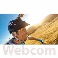Strap Helm Kamera Xiaomi Yi & GoPro | Helmet Strap Mount