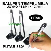 BALLPEN MEJA JOYKO PSBP 117 0.7 mm Pulpen Meja Tempel Pen Stand Pena