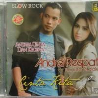 CD Original Andra Respati & Elsa Pitaloka - Cinta Kita