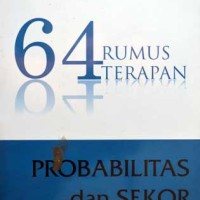 Buku 64 Rumus Terapan Probabilitas dan Sekor Pada Hipotesis Statistika