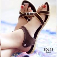 Jual Sandal Wanita Tali / Sendal Sepatu Wanita SDL43 Murah