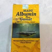 harga Madu Albumin Ekstrak Ikan Gabus Almabruroh Tokopedia.com