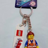 LEGO Minifigure Keychain Lego Movie - Emmet