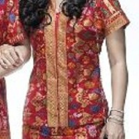 Blouse Dan Rok / Atasan Bawahan / Setelan Batik Wanita 1176…
