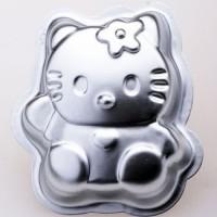 Cetakan Loyang Mold Hello Kitty Hk Alat Bento Tools Baking Kue Bolu Md