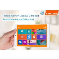 harga Teclast X80HD Dual OS Windows 10 & Android 32GB 8 Inch HD Tablet PC Tokopedia.com