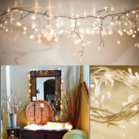 Jual led cotton ball light lampu natal tumblr lamp Murah