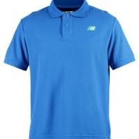 Kaos Pria Polo Shirt New Balance