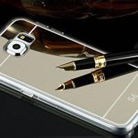 Jual Casing Mirror Silicone Case Samsung Galaxy S5 / S6 / S6 Edge - Gadget Murah