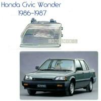 harga Lampu Depan Honda Civic Wonder Tahun 1986-1987 Tokopedia.com