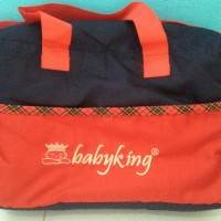 Tas Bayi Baby King (Diaper Bag)