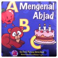 Buku bantal / softbook : Mengenal Abjad