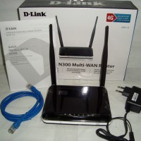 D-LINK DWR-116 - 3G/4G Modem Router, N300 Wireless Router