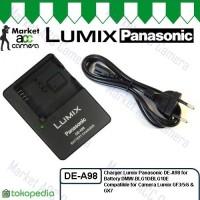 Charger Lumix Panasonic DE-A98 For DMW-BLG10/BLG10E (GF3/5/6 GX7)