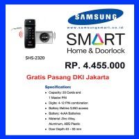 Akses Pintu SAMSUNG SMART HOME DOOR LOCK SHS 2320