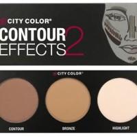 City color Contour Palette Cool / Shading Makeup