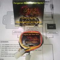 Alarm Motor / Pengaman Motor / Anti Maling / Sensor Sentuh