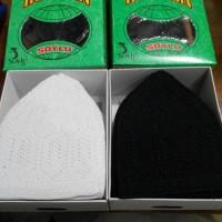Peci Kopyah Rajut Mercan Cocok untuk Oleh-oleh dan Souvenir
