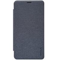 harga Nillkin Sparkle Leather Case - Microsoft Lumia 950 (black) Tokopedia.com