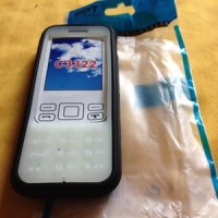 harga Silikon Jelly Case Samsung Lakota C3322 Model Bungkus Keypad 2warna Tokopedia.com