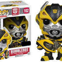 Funko Pop! Bumblebee With Gun (Transformers)