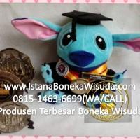 Boneka Wisuda President University