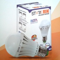 Emergency Lamp Stark-Led Lampu LED INSTA Smart Bulb 5 watt CDL