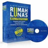 DVD Panduan Beli Rumah Lunas Tanpa Kredit