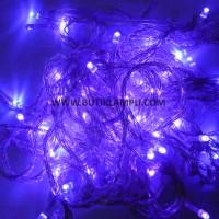 Lampu Natal LED / Twingkle LED Ungu